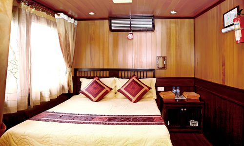 Jonque standard cabine double