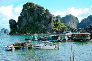 Excursionq Baie d'Halong