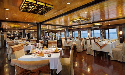Restaurant Jonque de luxe