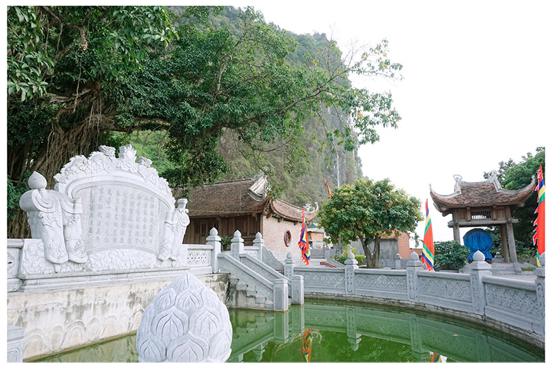 Temple de Hon Gai